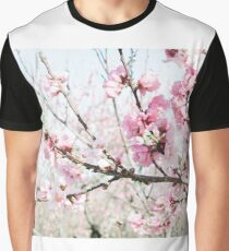 Peach Blossoms 17 Graphic T-Shirt