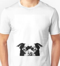 Staffordshire Bull Terrier Dog Unisex T-Shirt