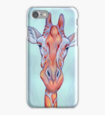 Giraffe Painting iPhone Case/Skin