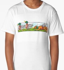 We're going on a Duck Hunt Long T-Shirt