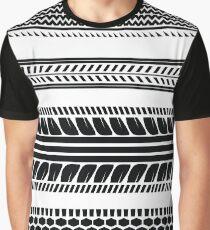 imprints tires Graphic T-Shirt