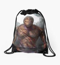 Hitmochan Drawstring Bag