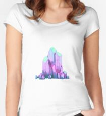Imagine Dragons-Thunder Women's Fitted Scoop T-Shirt