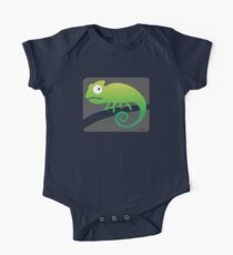 Charming Chameleon - Fun Kid T-shirt by Hans Kids Clothes