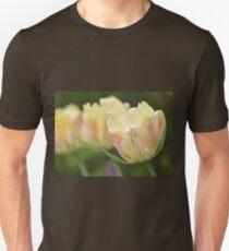 Pastel Tulips Unisex T-Shirt