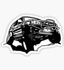 3rd Gen Flexing Sticker