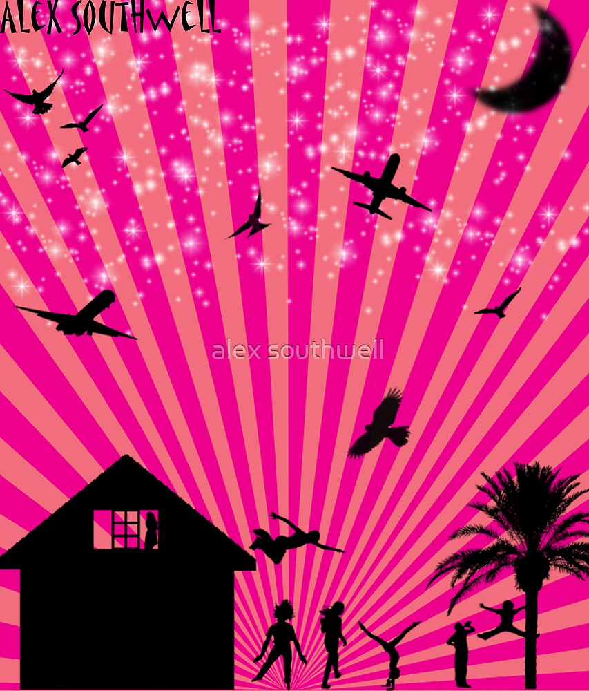 PINK PARTY by alex southwell