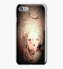 MARIE ANTOINETTE MANNEQUIN by Jacqueline Mcculloch  for House of Harlequin iPhone Case/Skin