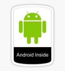 android inside Sticker