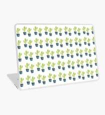 A pair of cactus please Laptop Skin