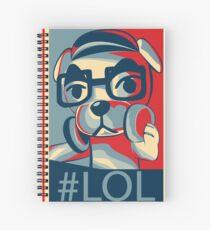 Vote for KK Slider Spiral Notebook