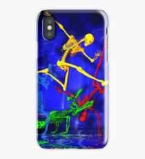 And the beat goes on. iPhone Case/Skin
