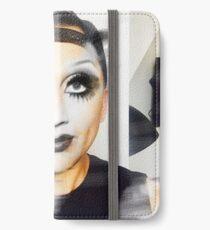 bianca del rio / roy  iPhone Wallet/Case/Skin