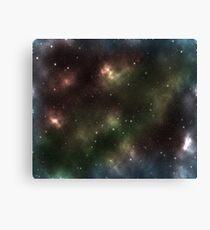 Light Galaxy Canvas Print