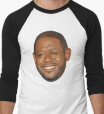 Forest Whitaker Men's Baseball ¾ T-Shirt