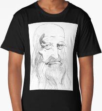 Leonardo da Vinci Long T-Shirt