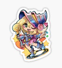 Dark magician girl chibi Sticker