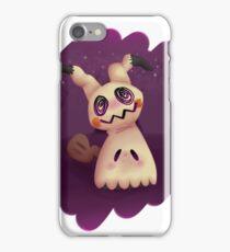Mimikyu Sticker iPhone Case/Skin