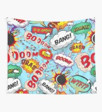 Comic book Wall Tapestry