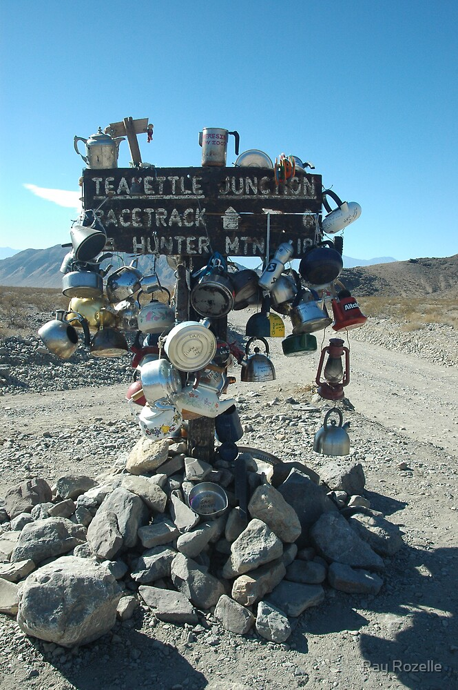 Teakettle Junction by Ray Rozelle
