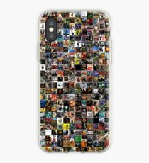 Homage To Golden Age Hip Hop iPhone Case