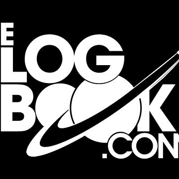 theLogBook.com New Logo in white - Orion by thelogbook