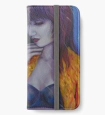 PONDEROUS INDENTATIONS iPhone Wallet/Case/Skin