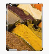 Spice Bazaar iPad Case/Skin