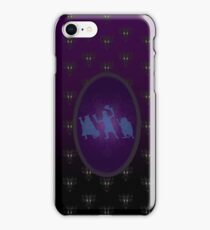 Hitch Hiking Ghosts iPhone Case/Skin