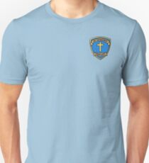 Police Chaplain Unisex T-Shirt