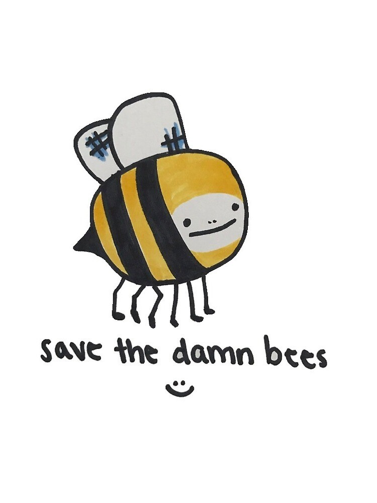 Save the Bees! by charlottesquire
