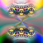Rainbow Aurora Generator by barrowda
