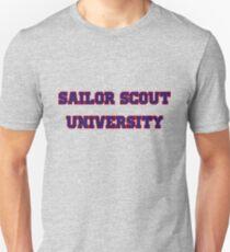 Sailor Moon- Sailor Scout University Unisex T-Shirt