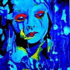 Blue Moon by Ming  Myaskovsky