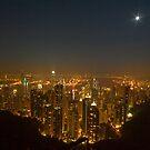 Hong Kong In a Rice Bowl by Keegan Wong