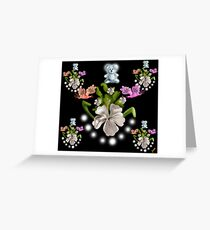 Freshness Of Flowers  Greeting Card
