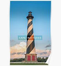 Cape Hatteras Light. Poster