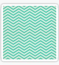 Chevron | Mint Sticker