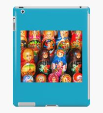 Valley of the Russian Nesting Dolls iPad Case/Skin
