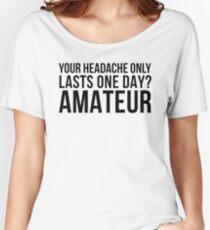 Amateur Women's Relaxed Fit T-Shirt