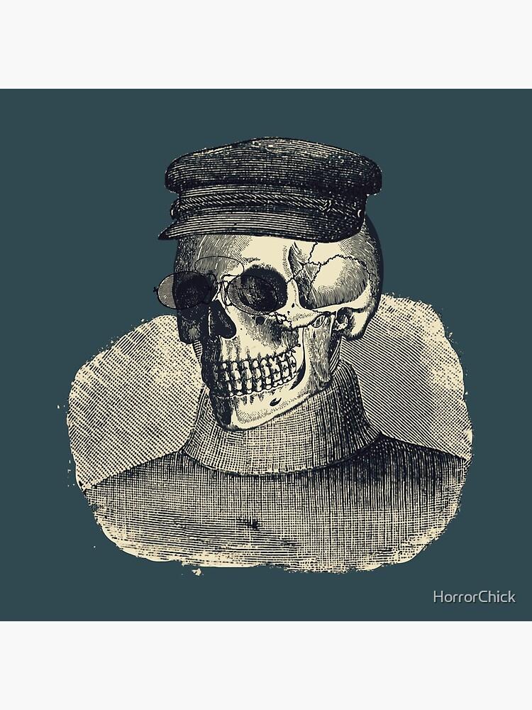 Skullster by HorrorChick