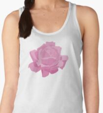 pink rose Women's Tank Top