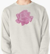 pink rose Pullover