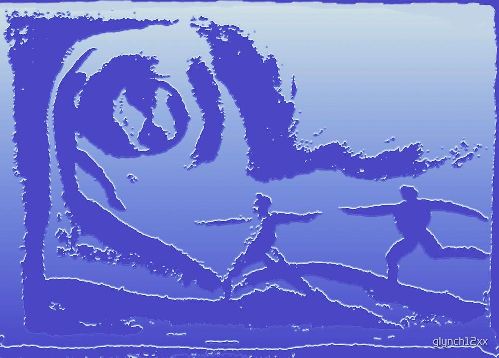 dance of llife blue by glynch12xx