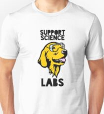 SUPPORT SCIENCE LABS Unisex T-Shirt