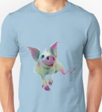 Psychedelic Pig Unisex T-Shirt