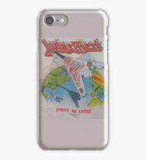 Classic Metal- Point of Entry Tour iPhone Case/Skin