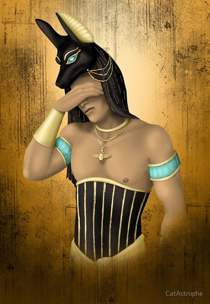 Priest of Anubis by CatAstrophe