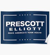 Make America's Team Again Poster