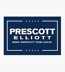Make America's Team Again Photographic Print